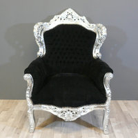 Royal baroque armchairs