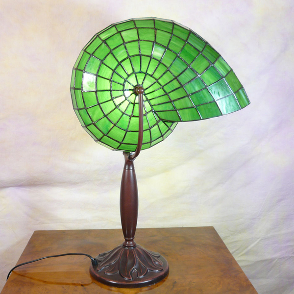 Lampadaires Nautilus Tiffany Lampe De Lustres Rj354AL