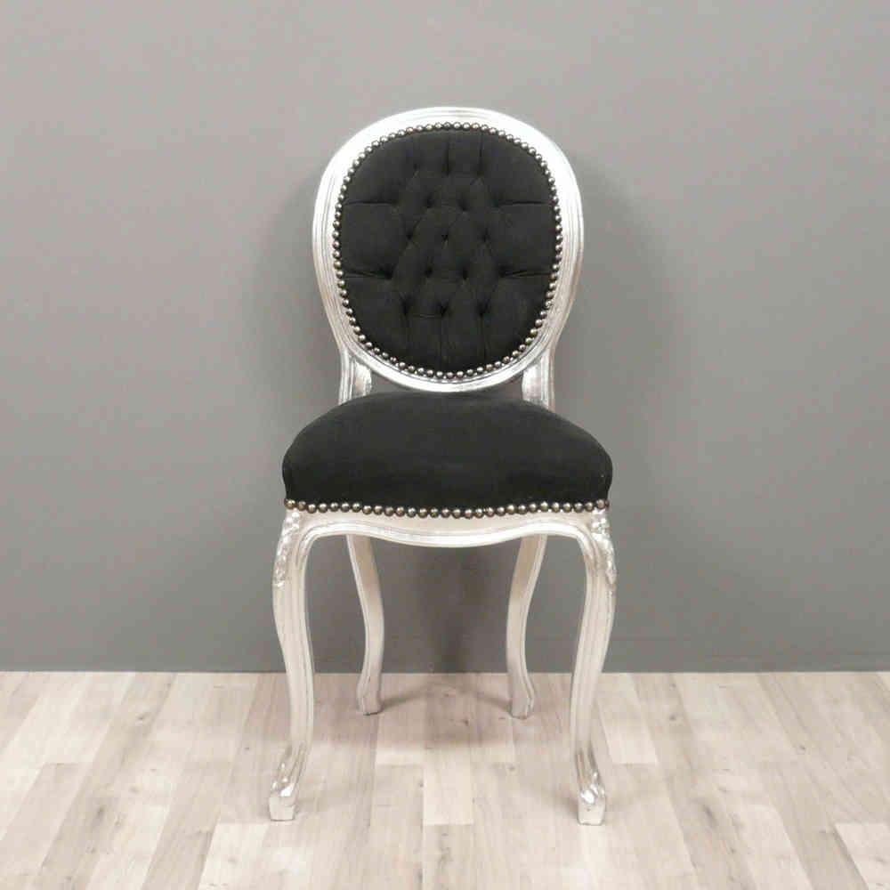 Chaise Salle A Manger Louis Xv petite chaise baroque de style louis xv - chaises baroques