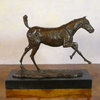 Cheval - Reproduction de la sculpture en bronze d'Edgar Degas