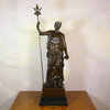 Bronze sculpture of the goddess Hera