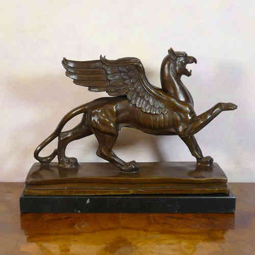 Bronze Sculpture - The Griffon