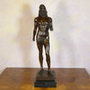 Warrior - Reproduction bronze statues of Riace