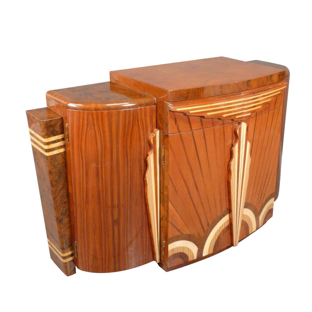 Buffet art d co enfilade art d co meubles art d co for Art deco online shop
