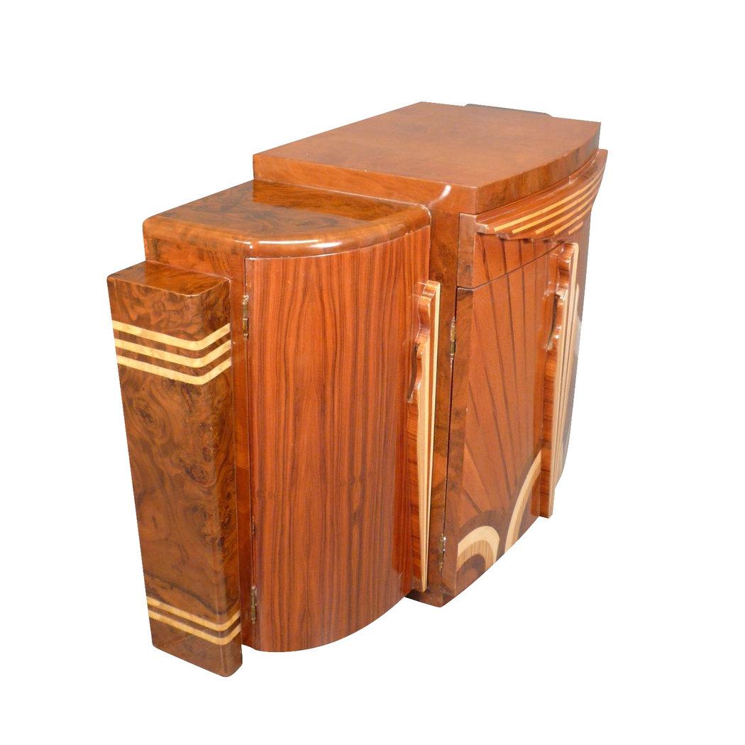 buffet art d co enfilade art d co meubles art d co. Black Bedroom Furniture Sets. Home Design Ideas