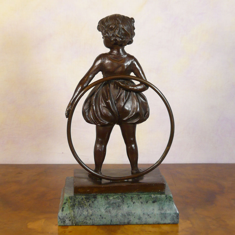 Woman Bronze Statue Bronze Sculptures Bronzes Art Deco