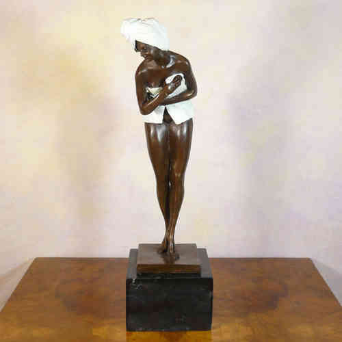Bronze Sculpture - Woman