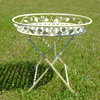 Jardiniere wrought iron