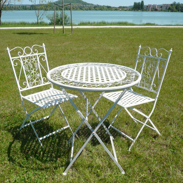 Wrought Iron Garden Furniture Tables Chairs Benches