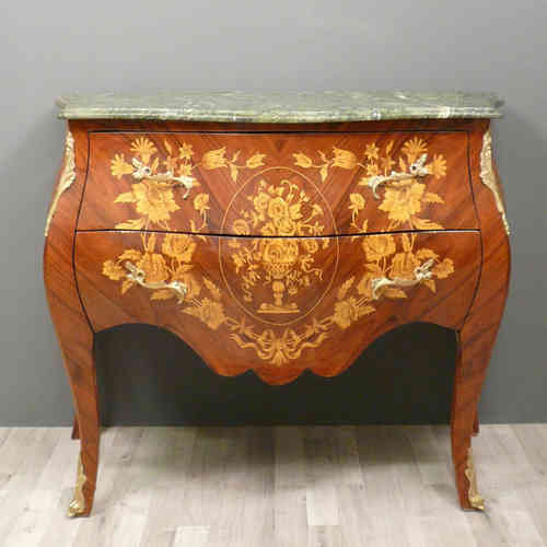 commode louis xv meubles de style. Black Bedroom Furniture Sets. Home Design Ideas