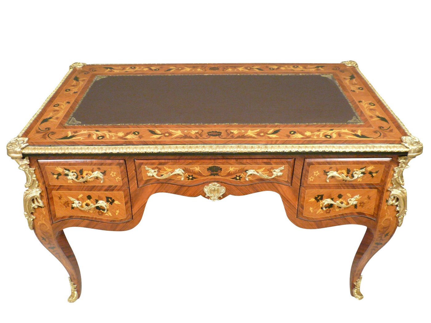 Bureau louis xv vendre meuble louis xv for Meuble bureau louis xv