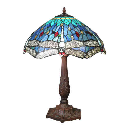 Tiffany-Lampe dragonfly