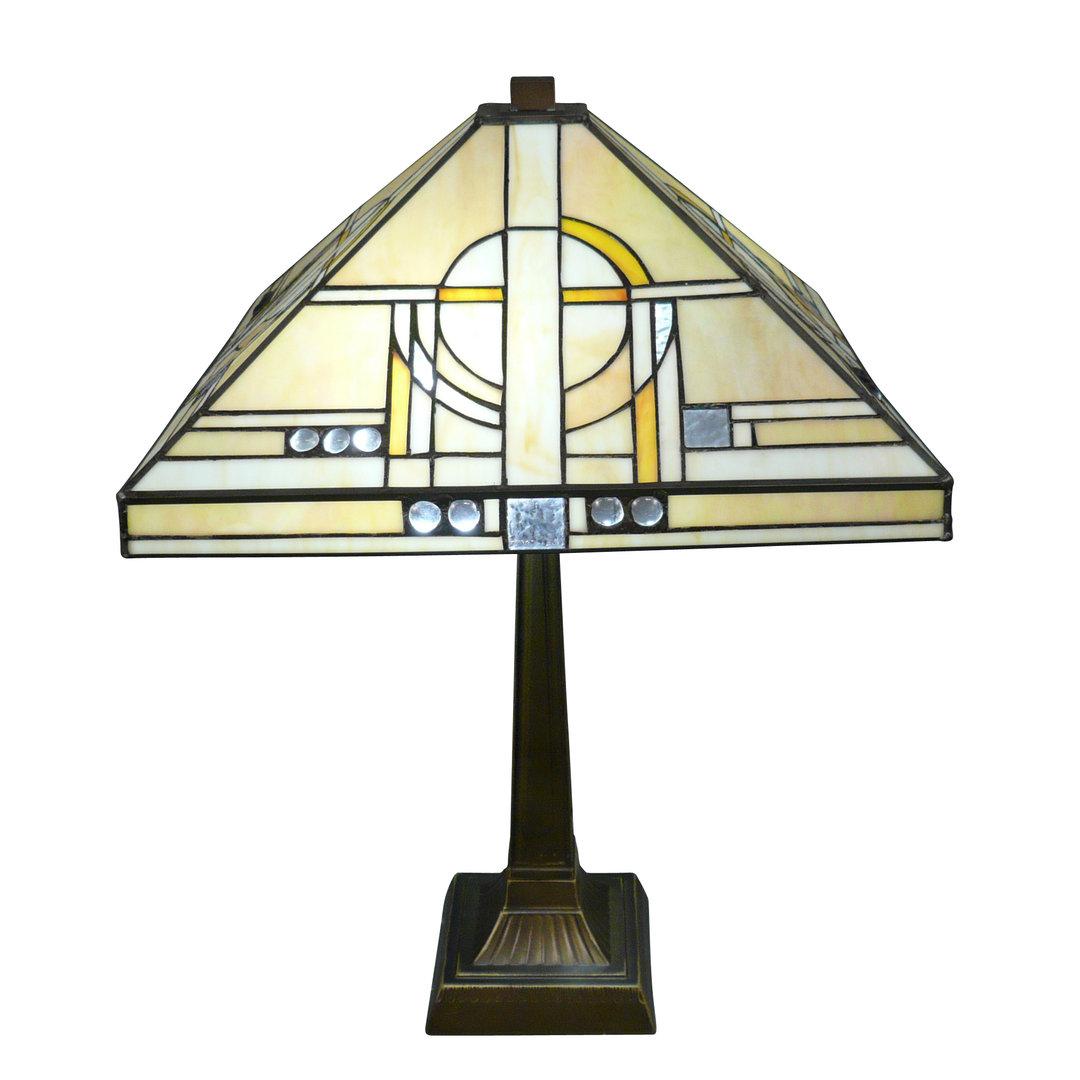 Petit Buffet Art Deco tiffany lamp art deco - chandelier