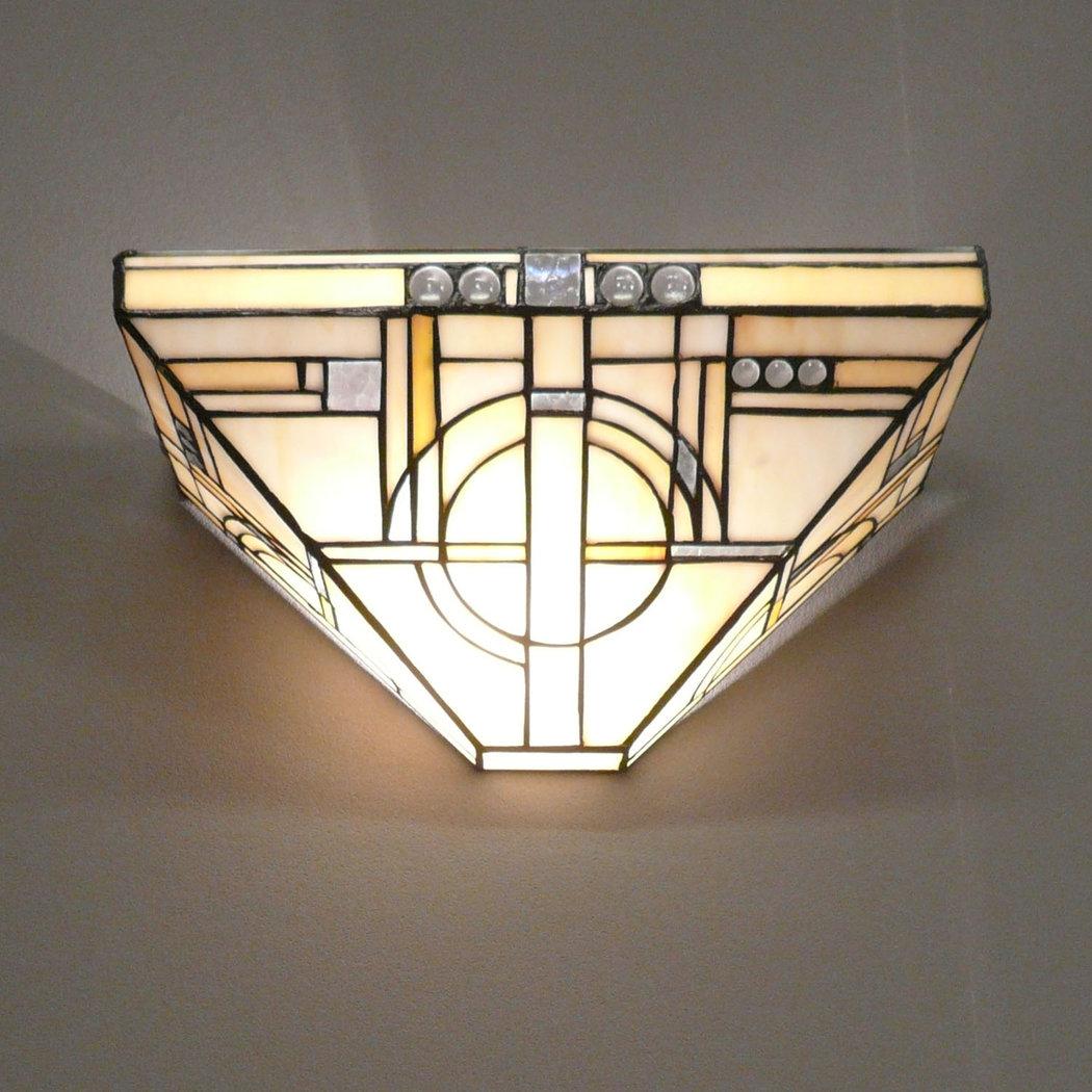 applique tiffany art deco lampadari. Black Bedroom Furniture Sets. Home Design Ideas