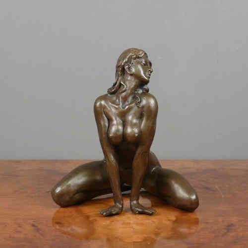 Erotic Bronze Sculpture - Nude