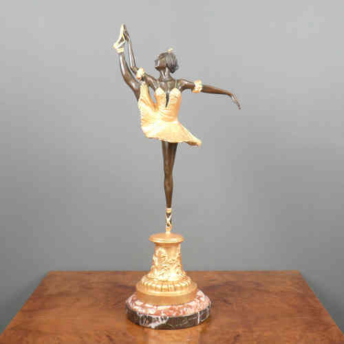 Statua in bronzo - Dancer