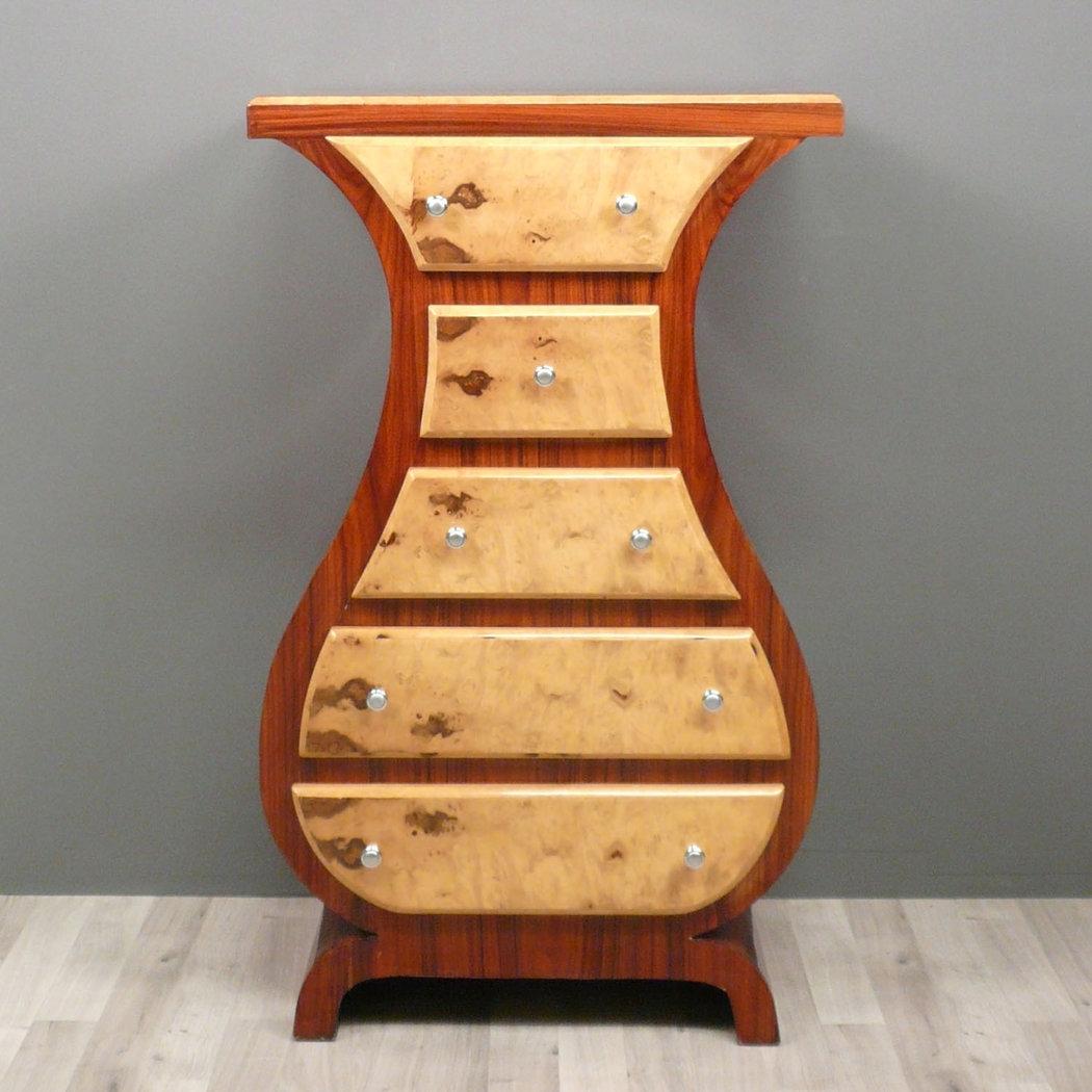 Commode art deco palissandro mobili art deco - Deco mobili store ...