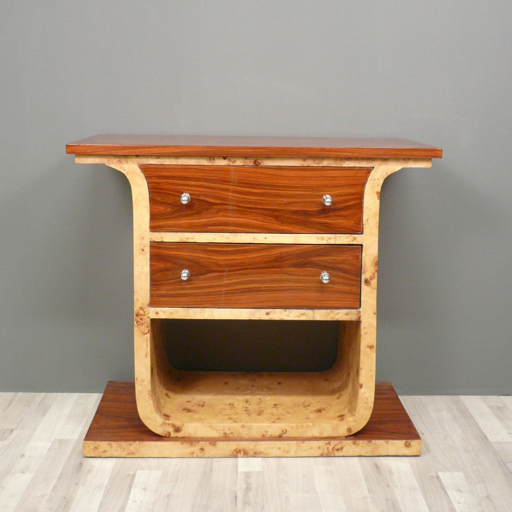 Commode art d co console art d co meubles art d co - Console commode ...
