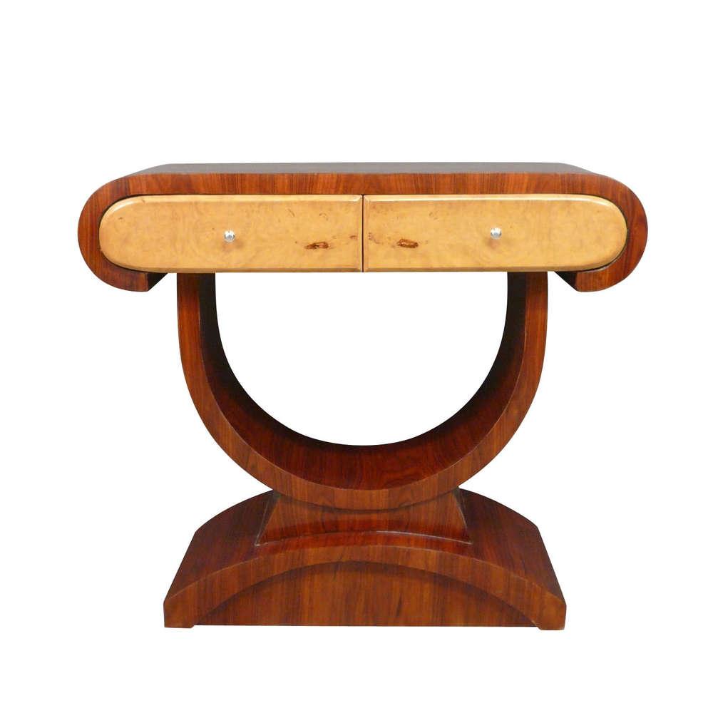 art deco furniture. Art Deco Console Furniture
