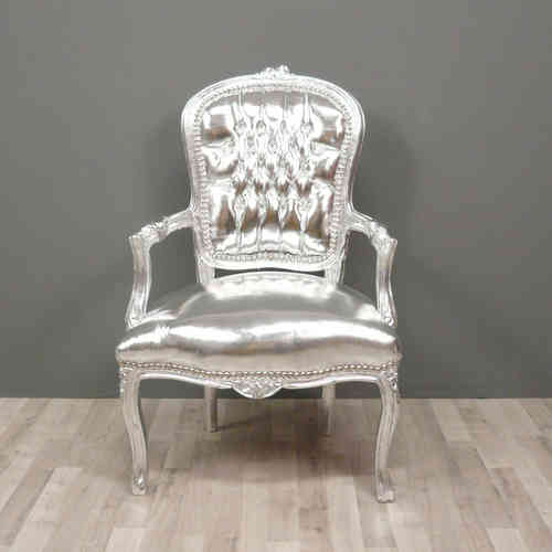 Baroque Louis XV armchair