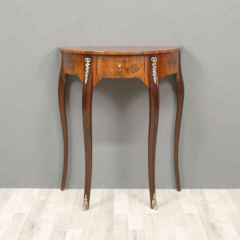 Louis XV console - Louis XV furniture