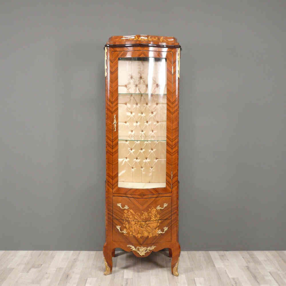 Louis XV Vitrine - Furniture Style