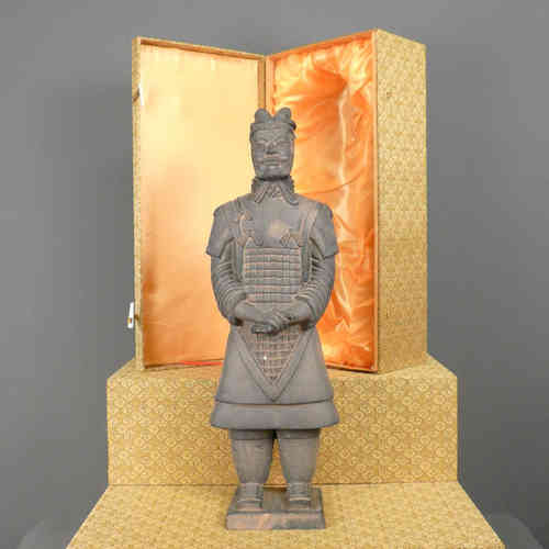 General - Statuette Chinese soldier Xian Terracotta