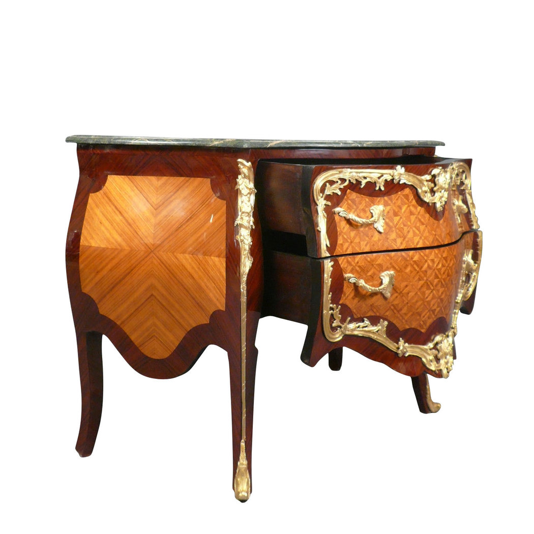 commode louis xv commodes de style. Black Bedroom Furniture Sets. Home Design Ideas