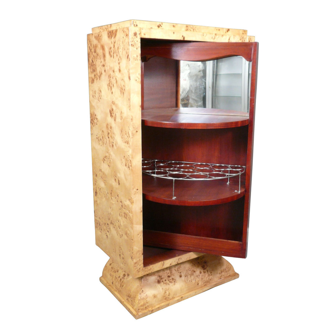 art deco bar art deco furniture. Black Bedroom Furniture Sets. Home Design Ideas