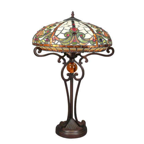 Tiffany Lamp - Lighting - Floor