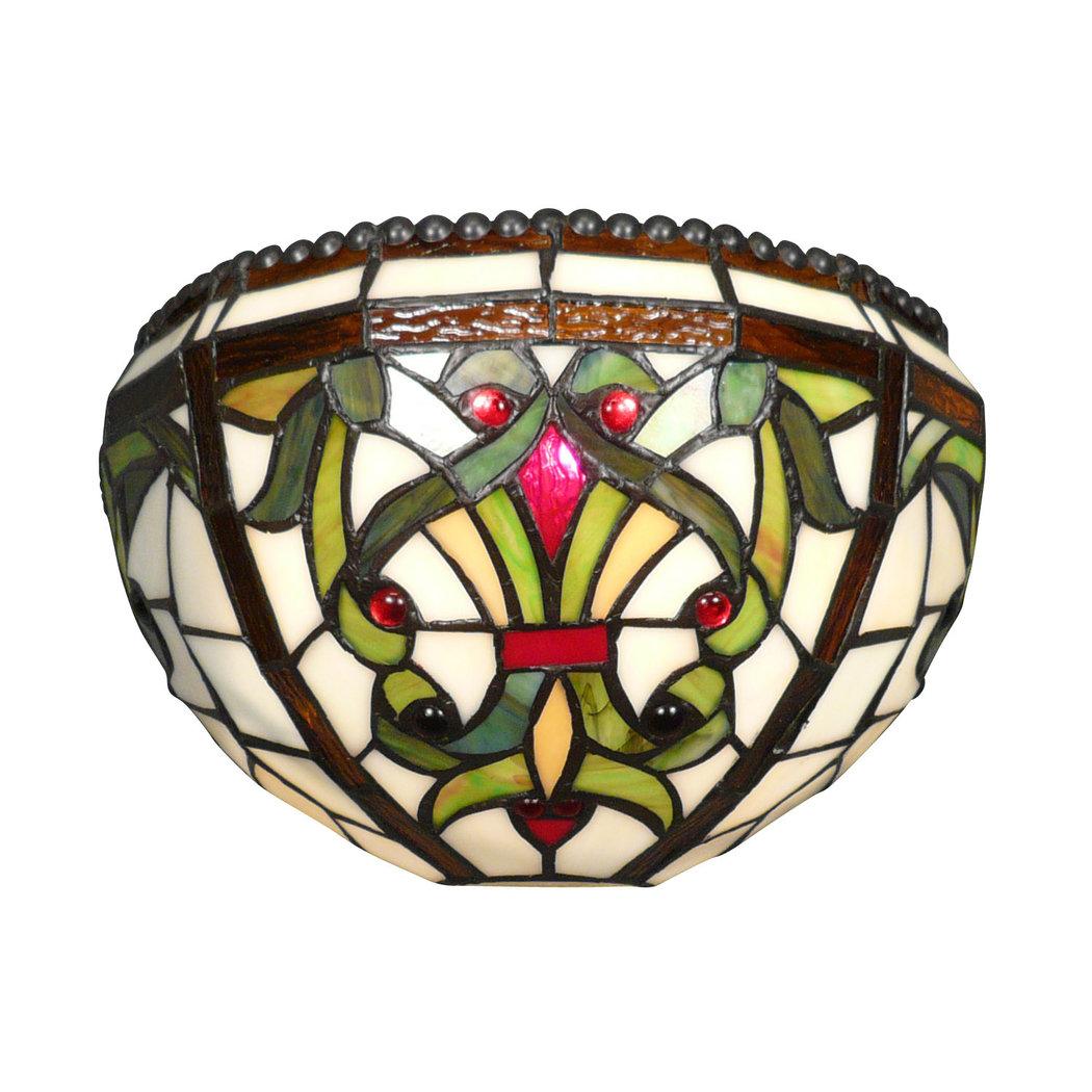 tiffany wandlampe tiffany lampe. Black Bedroom Furniture Sets. Home Design Ideas