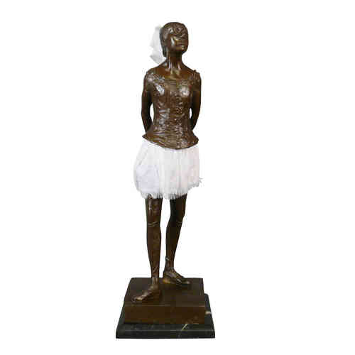 "Bronze statue ""Little Dancer of Fourteen"