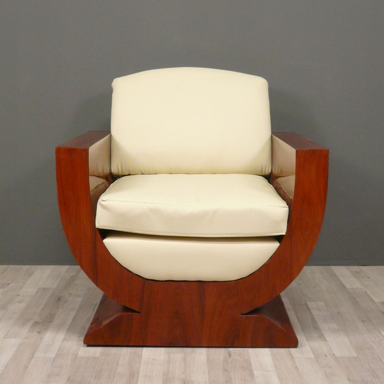 fauteuil art dco - Fauteuil Art Deco
