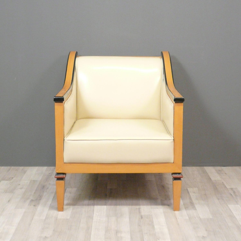art deco sessel art d co barock. Black Bedroom Furniture Sets. Home Design Ideas
