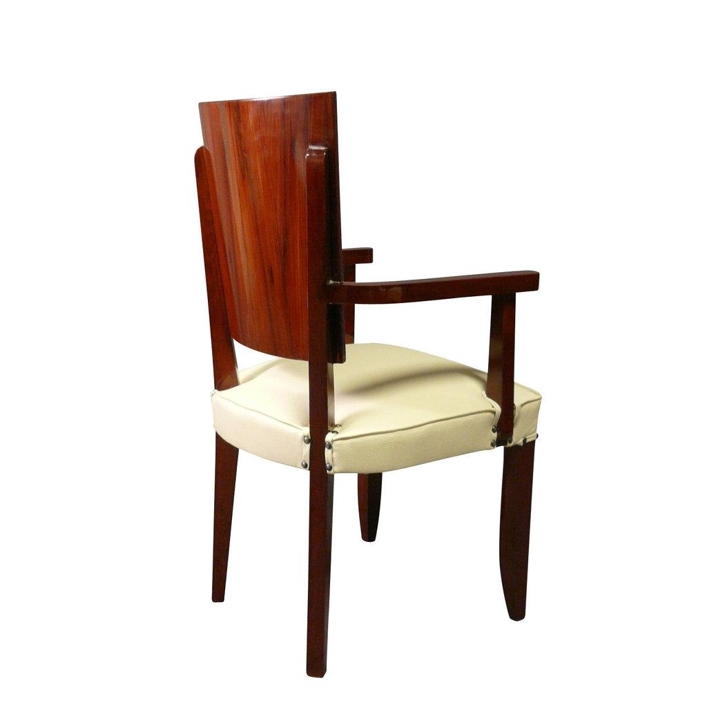 Fauteuil art d co en palissandre vente de meubles art d co for Vente de meubles en suisse