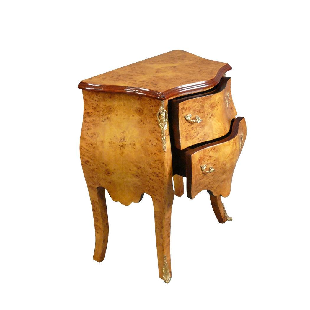 louis xv commode tiffany lamp bronze. Black Bedroom Furniture Sets. Home Design Ideas