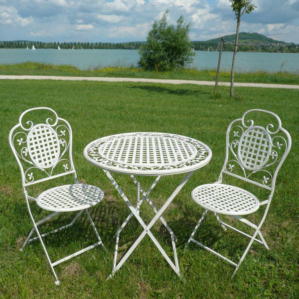 el hierro forjado muebles de jard n mesas sillas bancos. Black Bedroom Furniture Sets. Home Design Ideas