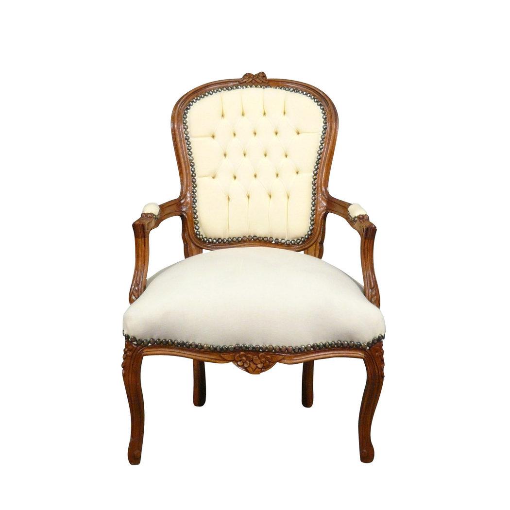 fauteuil louis xv chaises et meubles de style. Black Bedroom Furniture Sets. Home Design Ideas