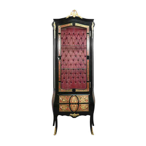 Showcase Louis XV Boulle