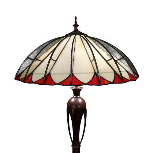Lampadaire Tiffany Hirondelle