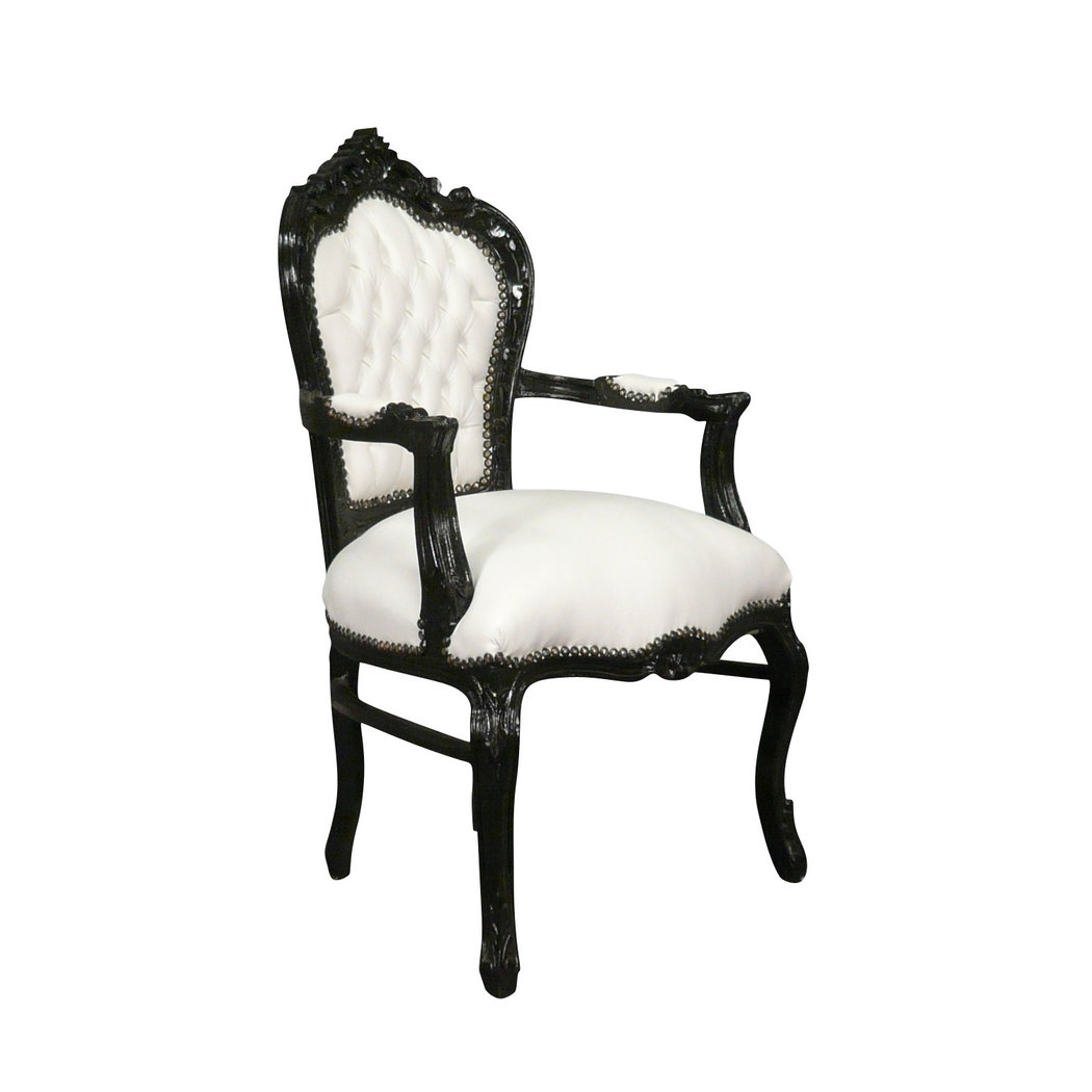fauteuil baroque vesoul chaise et mobilier design. Black Bedroom Furniture Sets. Home Design Ideas