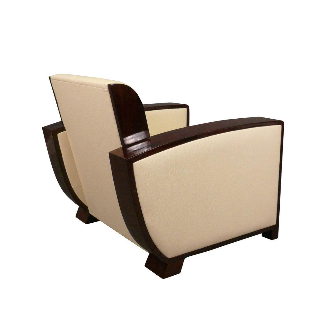 Poltrona art deco paris mobili art deco - Mobili art deco ...