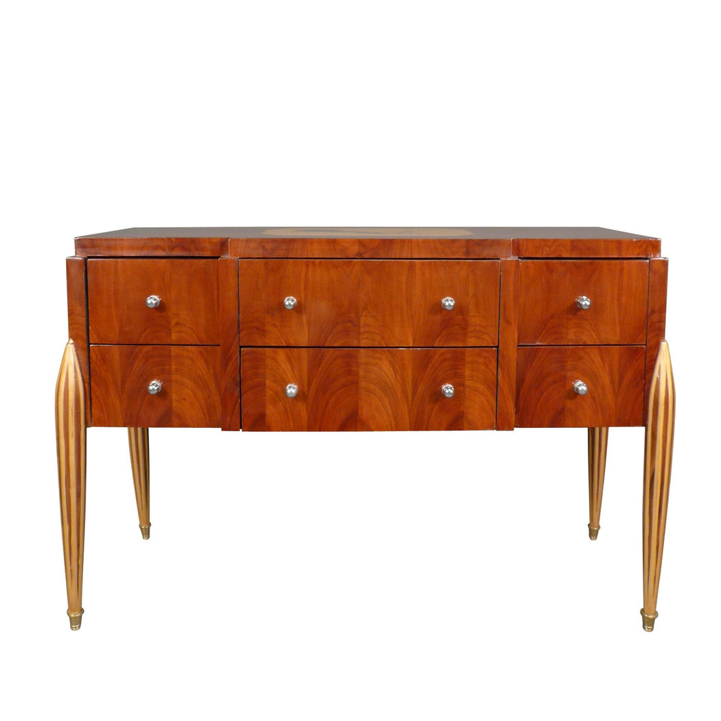 Art deco paris commode furniture art deco for Commode miroir art deco
