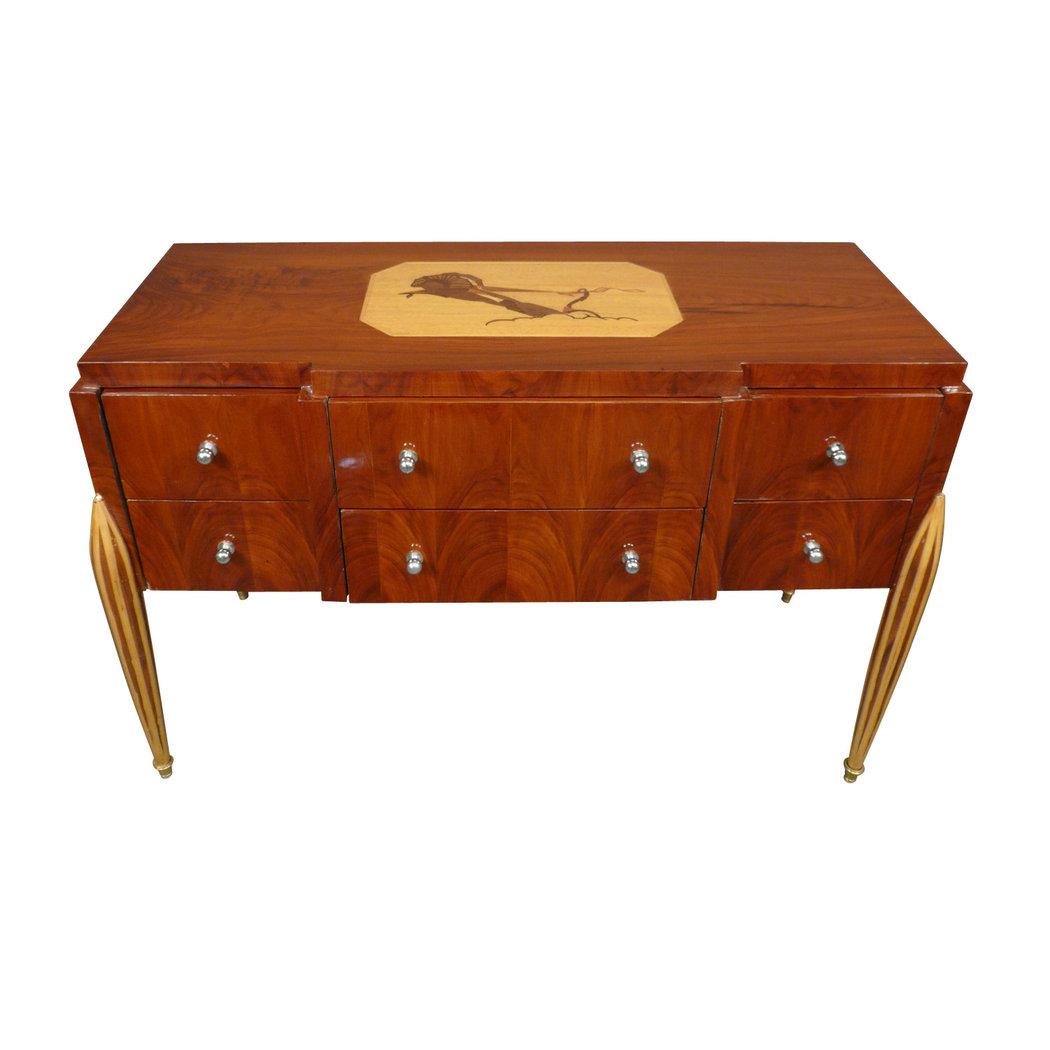 Art deco paris commode furniture art deco for Art decoration fr