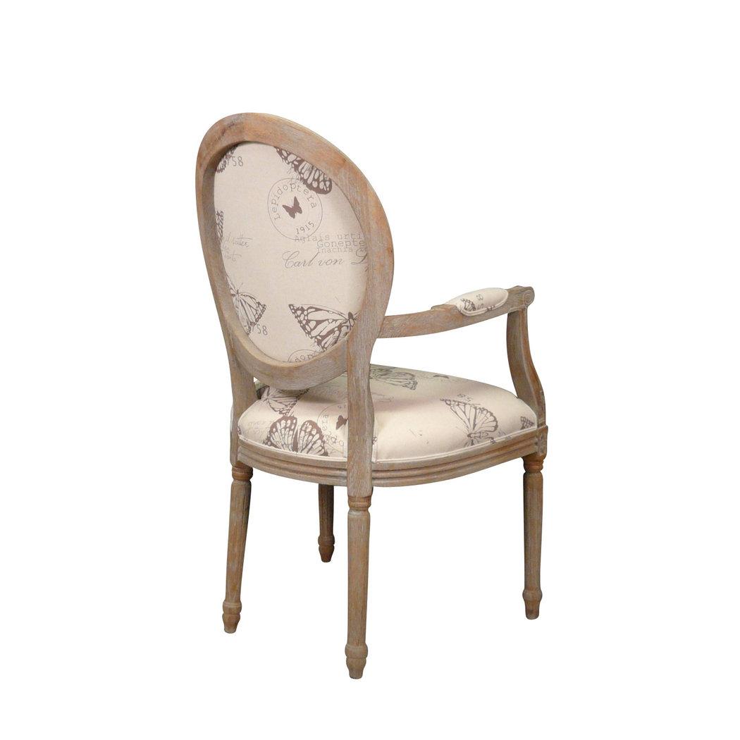 louis xvi sessel oak m belstil. Black Bedroom Furniture Sets. Home Design Ideas