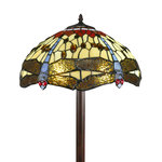 Lampadaire Tiffany Toulouse