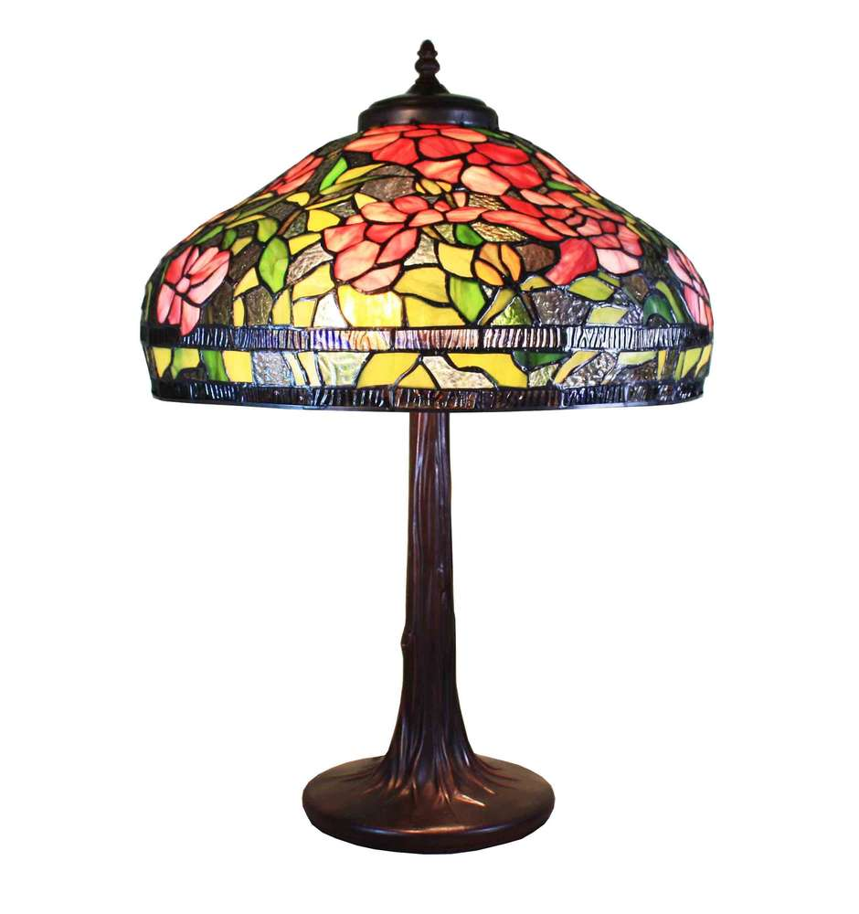 Tiffany Lamp Brussels Lighting Art Deco