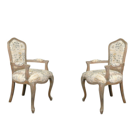 Louis XV armchair Amadeus - The price is for the pair