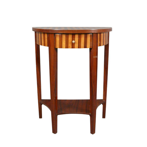 Louis XVI marquetry console