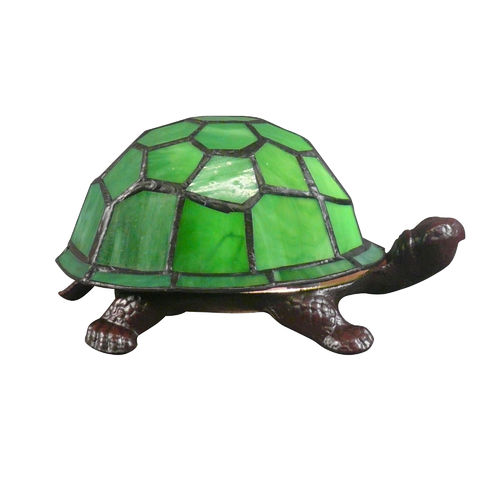 Tiffany Agathe the Turtle lamp